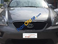 Bán xe Kia Carens 2.0 AT đời 2012, màu xám số tự động