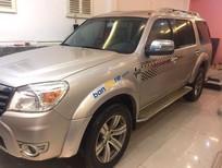 Xe Ford Everest 2.5 AT Limited năm sản xuất 2012, màu hồng phấn
