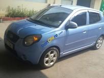 Bán Kia Morning GLX năm 2009, màu xanh lam, nhập khẩu chính chủ
