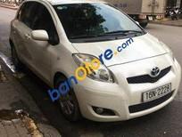 Chính chủ bán ô tô Toyota Yaris AT 2010, màu trắng