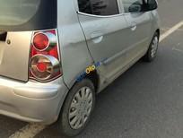 Cần bán xe Kia Morning SX sản xuất năm 2010, màu bạc xe gia đình