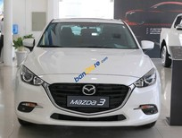 Bán ô tô Mazda 3 AT sản xuất năm 2017, màu trắng, giá chỉ 685 triệu