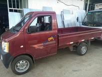 Bán xe Dongben 800kg sản xuất 2017, màu đỏ, nhập khẩu