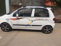 Chính chủ bán xe cũ Matiz đăng ký 2007 màu trắng, xe gia đình tôi sử dụng