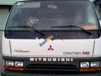 Bán xe Mitsubishi Canter đời 2008, màu trắng