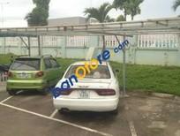 Cần bán gấp Mitsubishi Galant năm 1994, màu trắng, nhập khẩu nguyên chiếc, giá chỉ 120 triệu