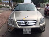 Cần bán lại xe Honda CR V năm 2005, xe nhập, giá 445tr