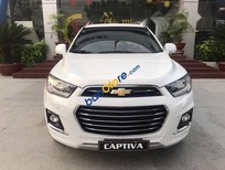Bán xe Chevrolet Captiva Revv 2.4 LTZ 2017, màu trắng, số tự động