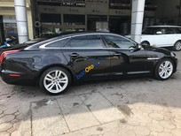 Bán xe Jaguar XJL sản xuất 2013, màu đen, xe nhập như mới