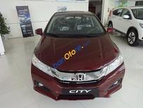 Bán xe Honda City 1.5AT năm sản xuất 2017, màu đỏ
