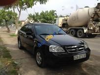 Bán xe Daewoo Lacetti SE năm sản xuất 2009, màu đen, nhập khẩu