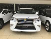Xe Lexus GX460 năm sản xuất 2014, màu trắng, nhập khẩu
