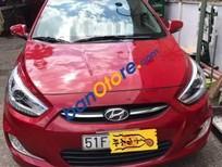Cần bán Hyundai Accent Blue năm 2014, màu đỏ, xe nhập giá cạnh tranh