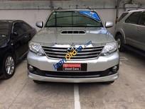 Bán Toyota Fortuner G đời 2013, màu bạc số sàn