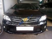 Cần bán xe Toyota Corolla altis 1.8G sản xuất 2011, màu đen chính chủ