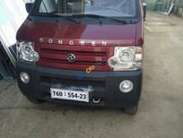 Bán xe Dongben 870kg sản xuất năm 2017, màu đỏ, nhập khẩu