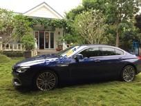 Bán BMW 6 Series 640i Gran sản xuất 2015, màu xanh lam, nhập khẩu xe gia đình