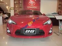 Bán xe Toyota 86 2.0 AT sản xuất năm 2017, màu đỏ, nhập khẩu