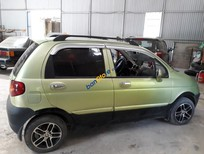 Bán Daewoo Matiz SE sản xuất năm 2005, màu xanh lục, xe nhập