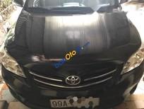 Cần bán Toyota Corolla altis 1.8G sản xuất năm 2011, màu đen