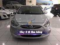 Xe Hyundai Accent 1.4AT 2011, màu bạc, nhập khẩu chính chủ