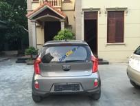 Cần bán xe Kia Morning sản xuất 2014, màu xám, nhập khẩu như mới giá cạnh tranh