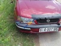 Bán xe Suzuki Balenno sản xuất 1996, màu đỏ, xe nhập số sàn, 85tr