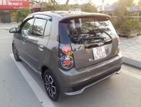 Bán xe cũ Kia Morning mầu xám bản Sport thể thao, gia đình mua sử dụng đầu 2012