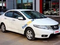 Bán Honda City 1.5MT sản xuất 2013, màu trắng