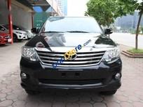 Ô tô Đức Thiện bán xe Toyota Fortuner V 4x2AT sx 2014, 1 cầu, máy xăng, màu đen