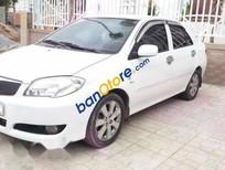 Bán Toyota Vios 1.5G đời 2007, màu trắng số sàn, 265tr