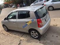 Cần bán Kia Morning MT sản xuất 2010, màu bạc, xe nhập