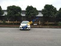 Cần bán lại xe Hyundai i10 AT năm 2015, màu trắng số tự động, 442 triệu