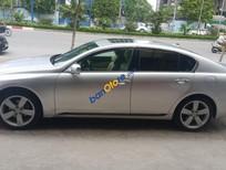 Cần bán lại xe Lexus GS 300 năm sản xuất 2005, màu bạc, xe nhập, giá chỉ 690 triệu