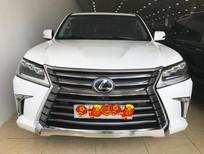 Bán Lexus LX570 đăng ký 2016, nhập Mỹ, xe full kịch đồ, thuế sang tên 2%