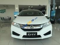 Cần bán xe Honda City 1.5MT sản xuất 2017, màu trắng