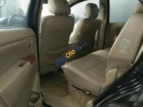 Cần bán xe Toyota Fortuner V đời 2009, màu đen số tự động