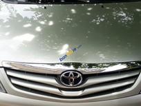 Cần bán gấp Toyota Innova G sản xuất năm 2008, màu bạc
