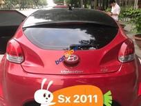 Bán Hyundai Veloster GDI 1.6L năm sản xuất 2011, màu đỏ, nhập khẩu nguyên chiếc, giá tốt