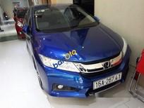 Cần bán Honda City đời 2014, màu xanh lam