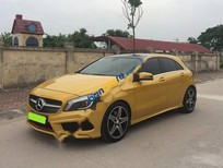 Cần bán lại xe Mercedes A250 sản xuất năm 2013, màu vàng, nhập khẩu Đức