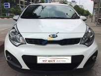 Cần bán gấp Kia Rio 1.4AT năm sản xuất 2014, màu trắng, nhập khẩu