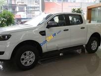 Bán xe Ford Ranger XLS 4x2MT năm sản xuất 2017, màu trắng, nhập khẩu