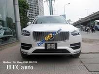 Cần bán xe Volvo XC90 T6 Inscription sản xuất 2016, màu trắng, nhập khẩu
