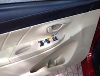 Cần bán lại xe Toyota Yaris E 2015, màu đỏ, nhập khẩu số tự động, 550tr