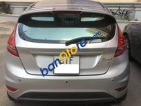 Cần bán lại xe Ford Fiesta S đời 2013, màu bạc đẹp như mới