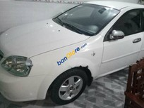 Bán ô tô Chevrolet Lacetti năm 2012, màu trắng, giá chỉ 298 triệu