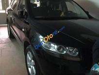Chính chủ bán Hyundai Santa Fe AT đời 2008, màu đen