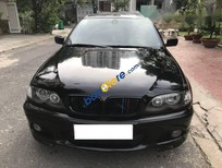 Gia đình cần bán lại xe cũ BMW 325i đời 2003, màu đen