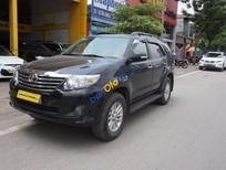 Cần bán gấp Toyota Fortuner V 4x2AT sản xuất năm 2014, màu đen